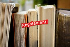 Banner regolamenti